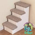 ON SALE SAVE 20% | Dog Stair | For Pets 5-40 Lbs | 24