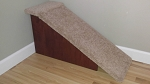 Dog Ramp | Sturdy All Wood |For Pets 2-40 Lbs | 18