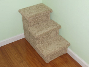 Dog Stair for Large Dogs |For Pets 5-120 Lbs | 24
